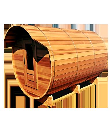 Sauna Størvatt XL complet