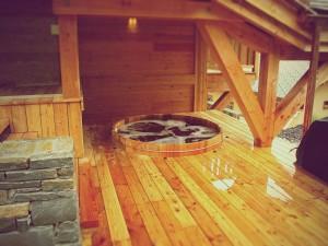 Spa encastre 02 - spa bois - Storvatt - Bain Nordique
