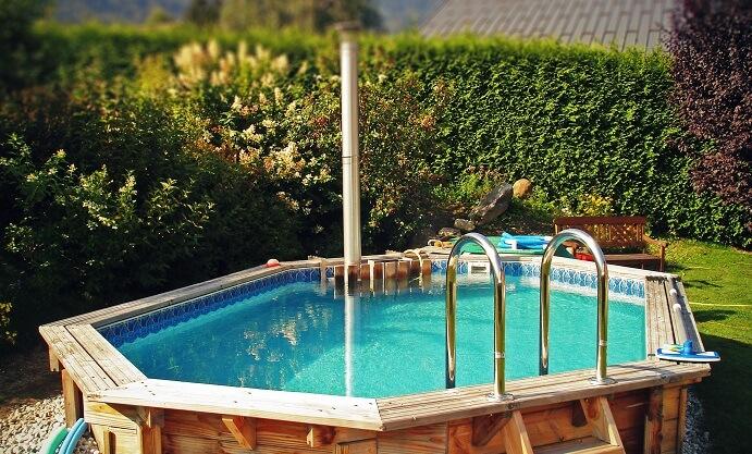 Chauffage pour piscine