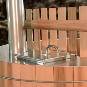 Fourneau en aluminium 40 kW