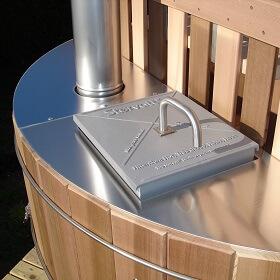 Fourneau en aluminium 30 kW
