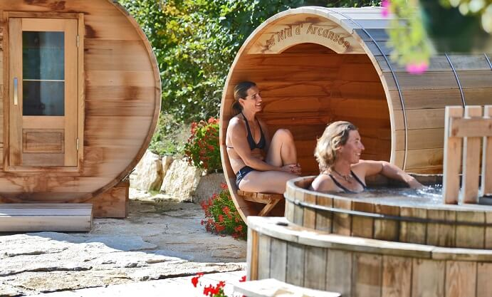 Størvatt Sauna XL