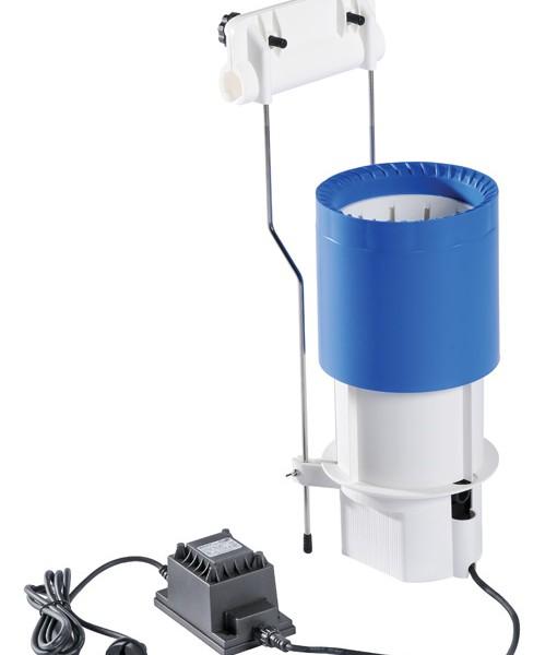 Filtration portative Skimmer